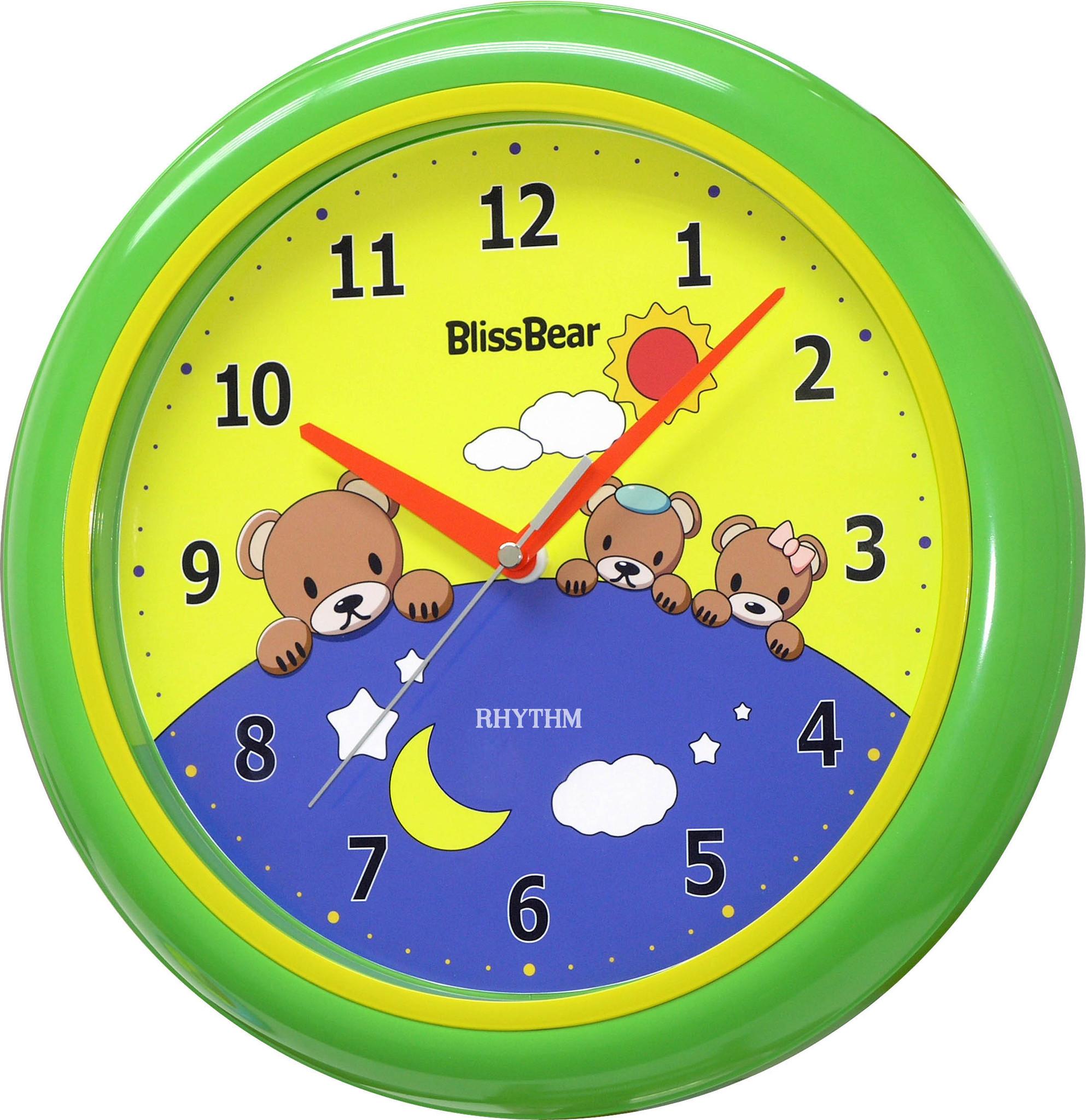 Настенные часы Rhythm CMG894NR05