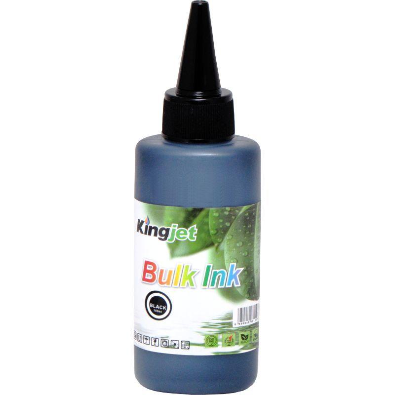 Epson KingJet@ Premium Dye Ink CJDE006.100BK, 100мл., черный, на водной основе