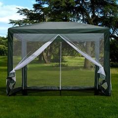 Садовый шатер с сеткой AFM-1061NA Green