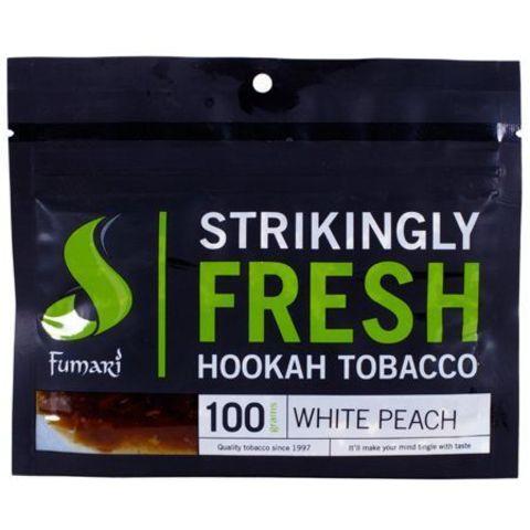 Фумари White Peach