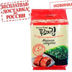 ФУРМИ КИМ СО ВКУСОМ КОРЕЙСКОГО КИМЧИ 128 шт. по 5 Г