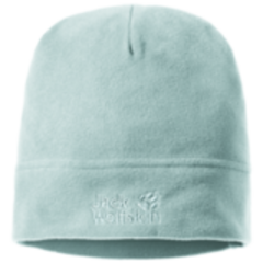 Шапка флисовая Jack Wolfskin Real Stuff Cap green haze