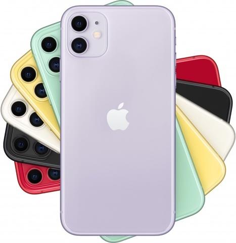Apple iPhone 11 256GB (Фиолетовый)