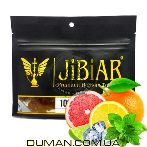 Табак JiBiAR Ice Citrus Mint (Джибиар Лед Цитрус Мята)