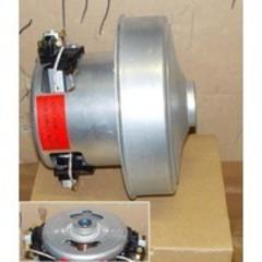 Мотор пылесоса 2000w, H=121/50mm, D130mm
