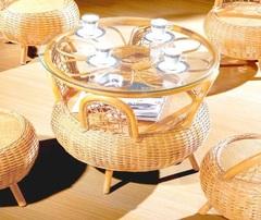 3043 Чайный столик, 77*77*54 MK-3447