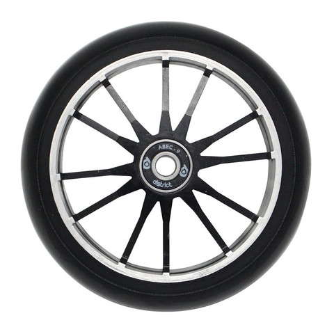 Колесо для самоката DISTRICT DG120 Wide Wheel Twin Core (Black)