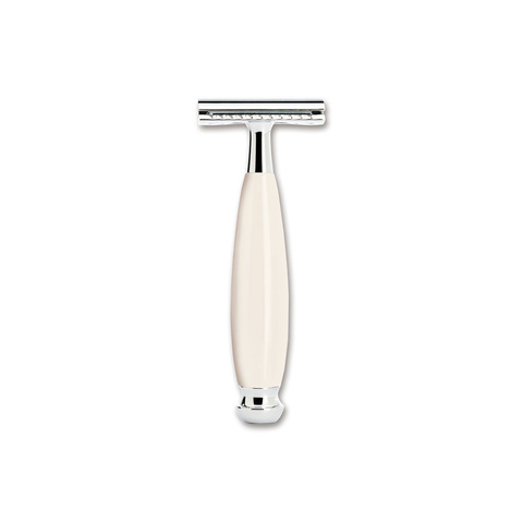 Бритвенный станок Boker 04BO197SOI Safety Razor Resin Ivory