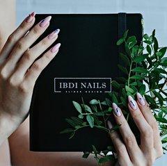 Альбом для слайдер-дизайна IBDI NAILS (160 карм...