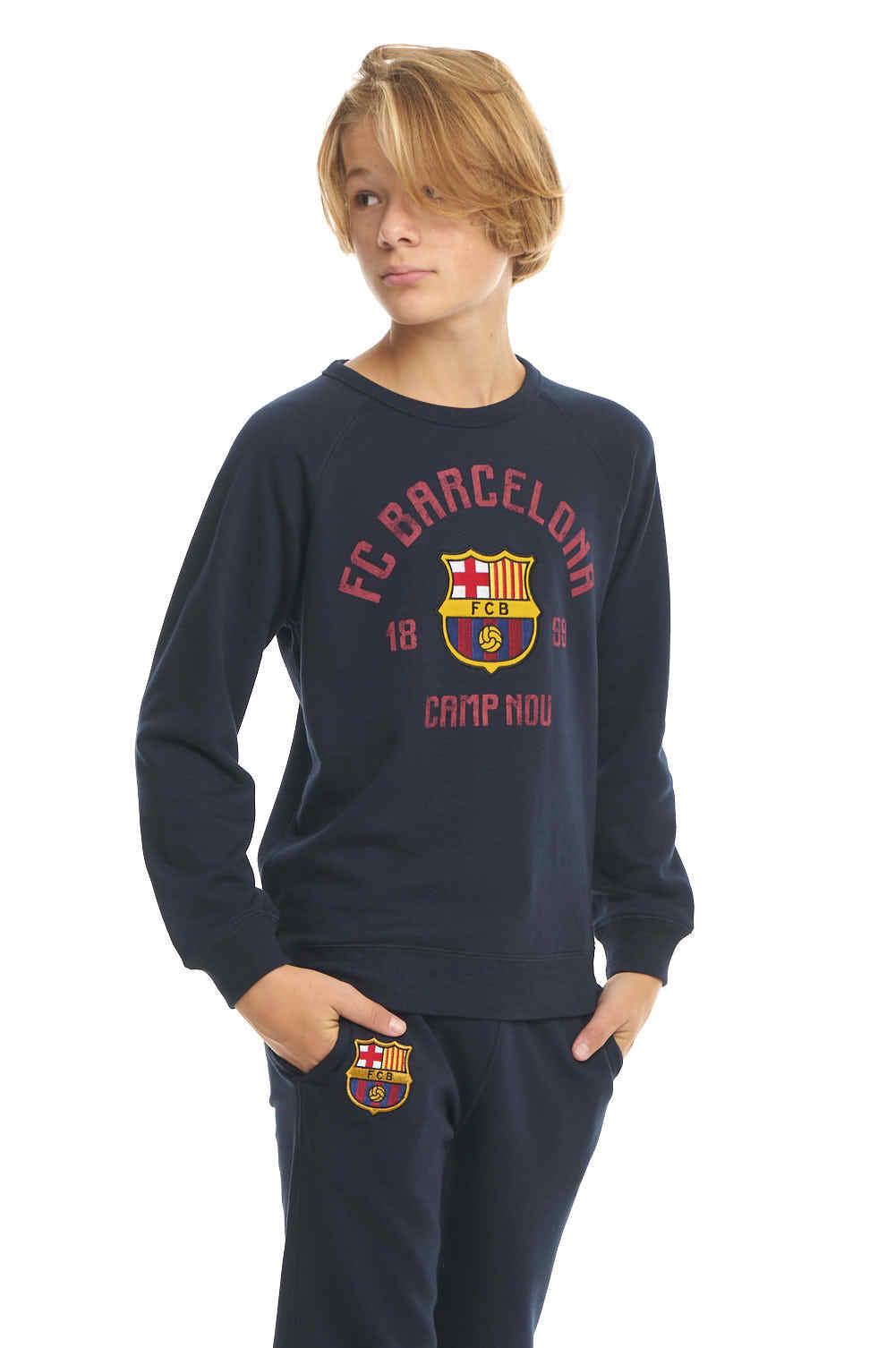 Свитшот Барселона (подростковый)