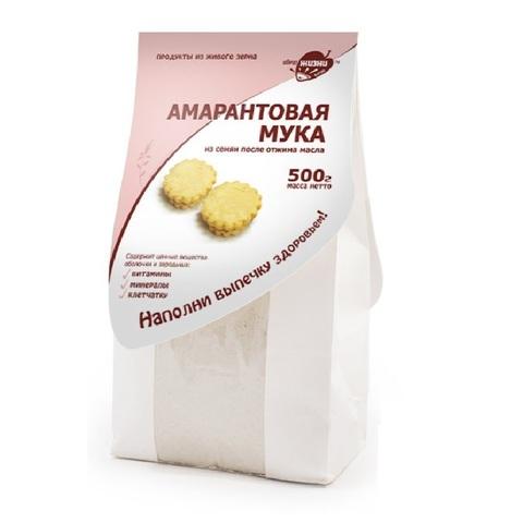 Мука амарантовая, 500 гр. (Образ жизни)
