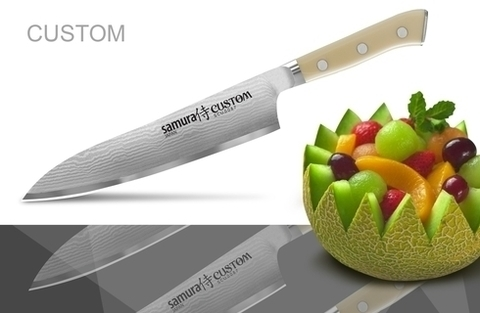 Кухонный шеф-нож Samura by Custom, арт. SCU-0087