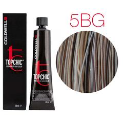 Goldwell Topchic 5BG (тирамису) - Cтойкая крем краска