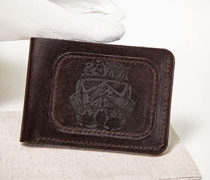 WB158 Мужской кошелек с изображением имперского штурмовика, «Boroda Design»