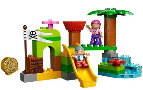 LEGO Duplo: Штаб пиратов Нетландии 10513 — Never Land Hideout — Лего Дупло