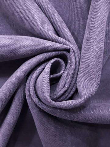 Канвас-велюр AR01403-223 королевский пурпурный