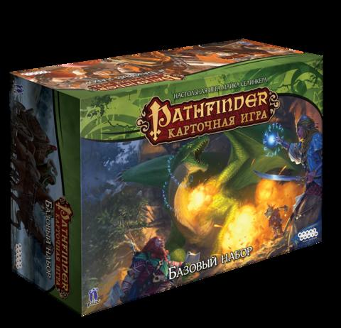 Настольная игра: Pathfinder. Карточная игра: Базовый набор