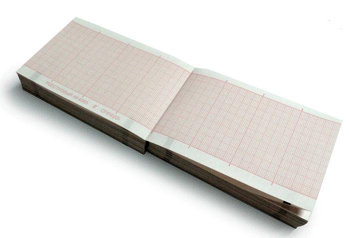 148х100х400, бумага ЭКГ для Siemens Sicard 460, реестр 4057