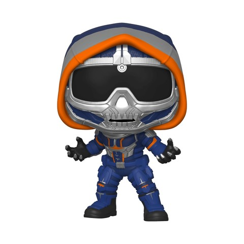 Фигурка Funko POP! Bobble: Marvel: Black Widow: Taskmaster w/claws (Exc) 46688