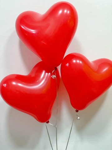 Heart Shaped Balloon Tbilisi