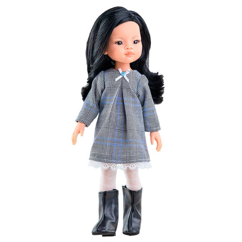 Кукла Лиу 32 см Paola Reina (Паола Рейна) 04415