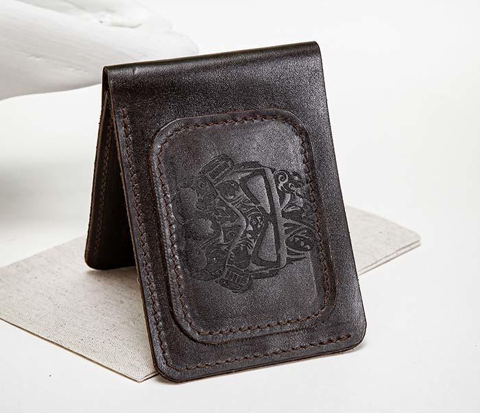 WB158 Мужской кошелек с изображением имперского штурмовика, «Boroda Design» фото 04