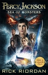 Percy Jackson and the Sea of Monsters - Book 2