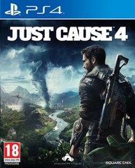 PS4 Just Cause 4 Стандартное издание (русская версия)