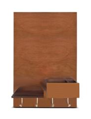 основа для модульной системы 500х750 см , каштановый