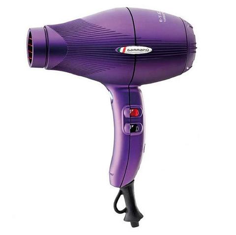 Фен для волос Gamma Piu E-T-C Light 2100 Вт фиолетовый матовый