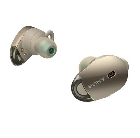WF-1000XN Беспроводные наушники Sony, цвет золотой