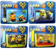 Watches and Purses — Despicable Me