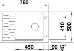 Схема Blanco Elon XL 6 S