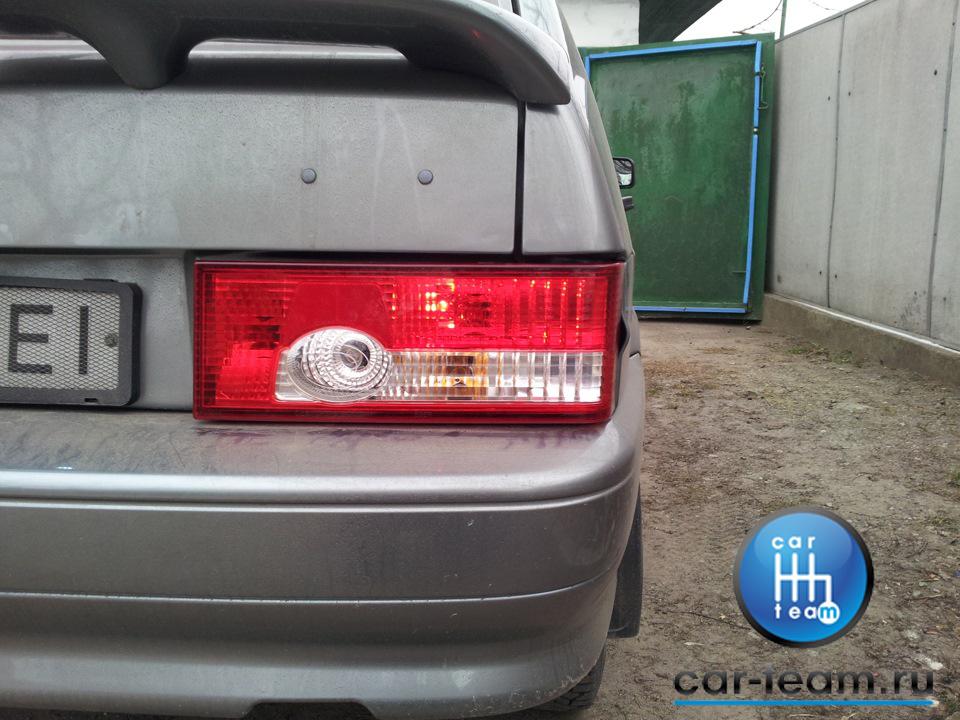 Задние фонари на ВАЗ 2108-09-13-14 Освар, оригинальные