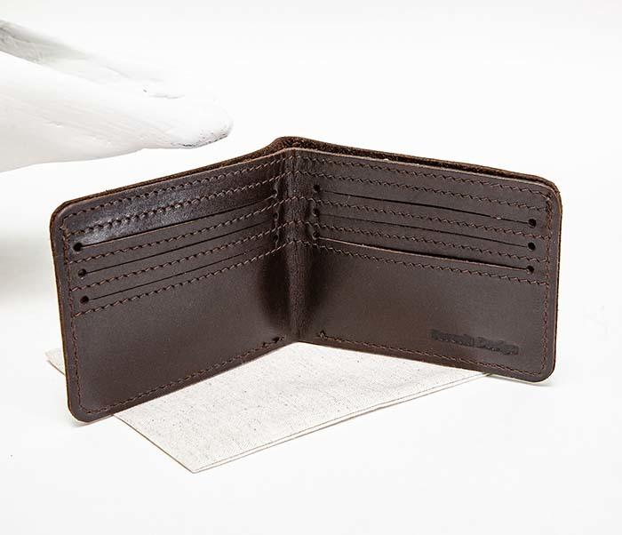 WB158 Мужской кошелек с изображением имперского штурмовика, «Boroda Design» фото 07
