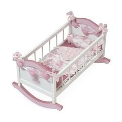 DeCuevas Кроватка-качалка для куклы серия