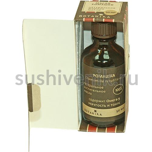 100% жирное масло (Chamomile oil / Chamomilla recutita oil)