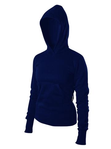 Худи Варгградъ женская тёмно-синяя