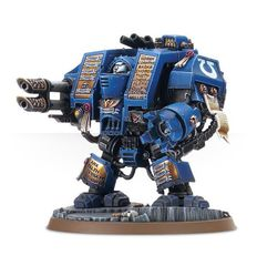 Start Collecting! Space Marines. Почтенный Дредноут