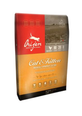 Orijen Cat & Kitten для котят и взрослых кошек