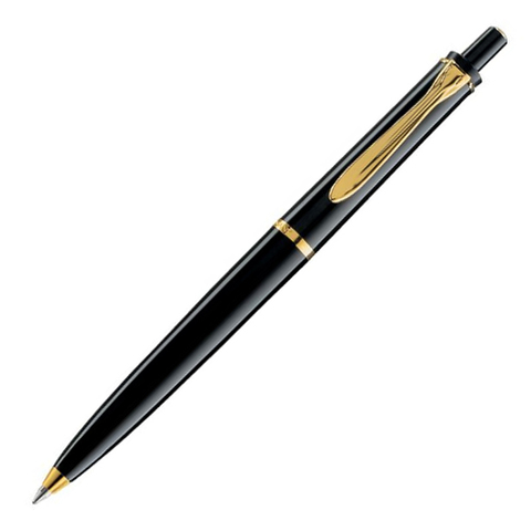 Pelikan Elegance Classic - Black GT, шариковая ручка, M