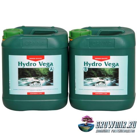 CANNA HYDRO VEGA A/B (HW) 5л