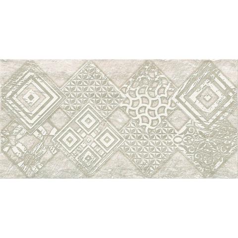 Декор Ascoli Grey Geometria (31,5x63см) светло-серый (шт.)