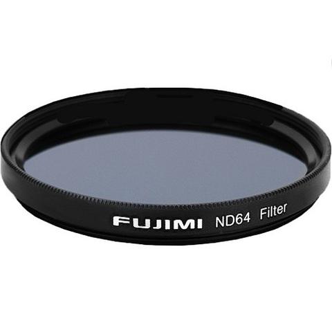Нейтрально-серый фильтр Fujimi ND64 на 72mm