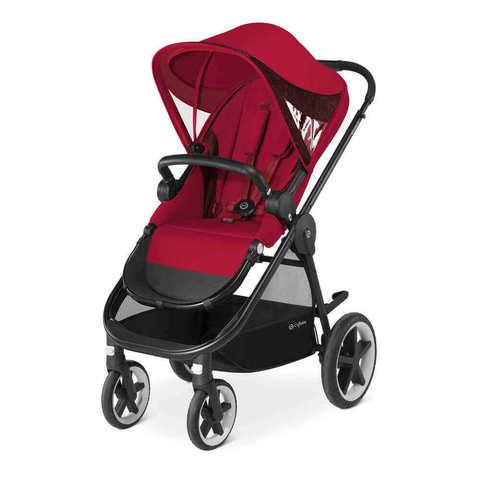 Прогулочная коляска Cybex Balios M Rebel Red