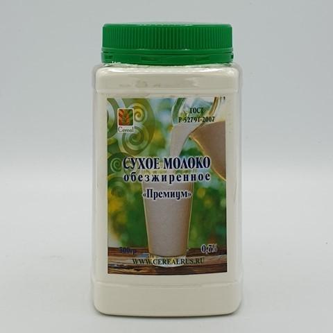 Молоко сухое обезжиренное Премиум 0.7% CEREAL