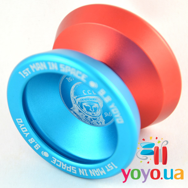 9.8 Yo-Yo First man in Space
