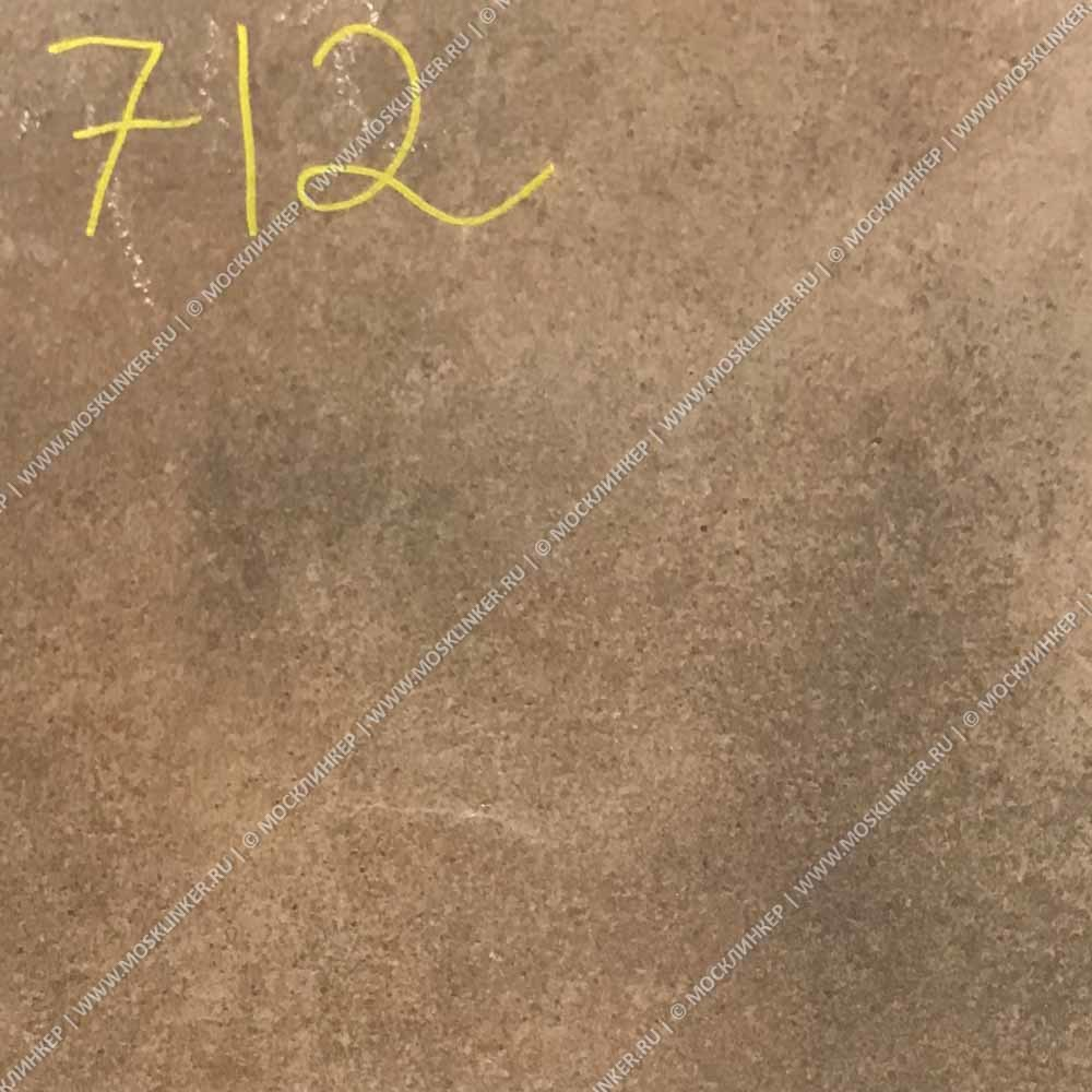 Stroeher - Keraplatte Aera Т 712 marone 340x294x12 артикул 9340 - Клинкерная ступень - флорентинер