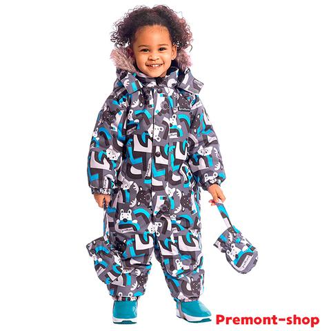 Зимний комбинезон Premont WP93063 BEIGE