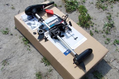 Электромотор WaterSnake FWT28TH / 26